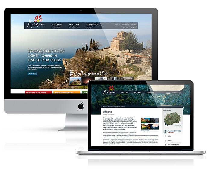 Macedonia holidays and tours | Artistika Creative Digital Agency